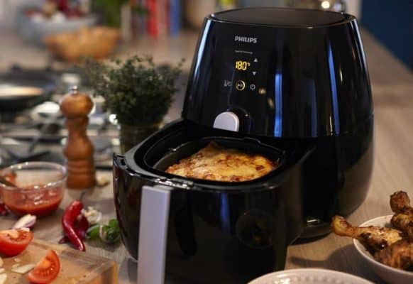 large capacity phillips air fryer