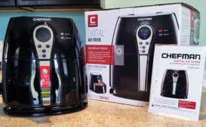 Chefman RJ38-P1 Air Fryer