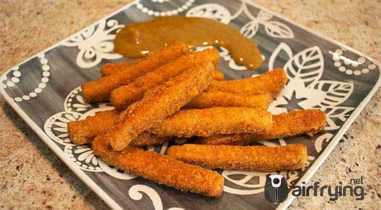frozen chicken fries air fryer