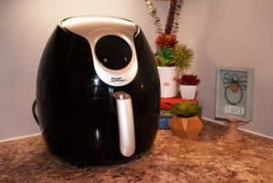 review of power air fryer xl