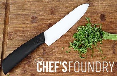 learn more about chef's foundry knifes