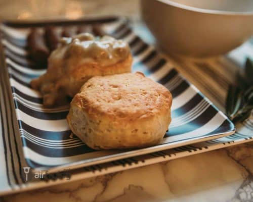 air fryer biscuits