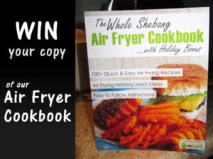 Air frying Give Away