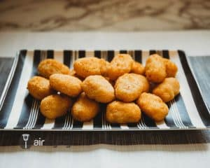 Delicious Mac & Cheese Bites